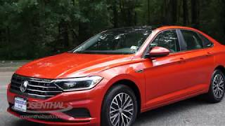 2019 VW Jetta Test Drive & Review