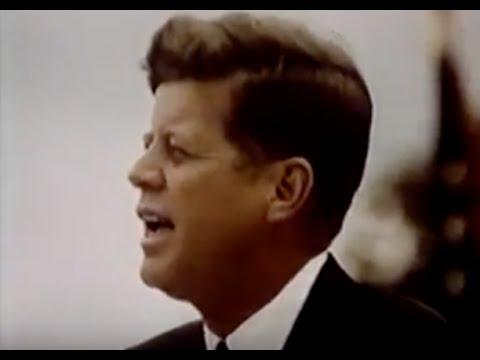 JFK, Years Of Lightning, Day Of Drums (1965) - Full Length Documentary