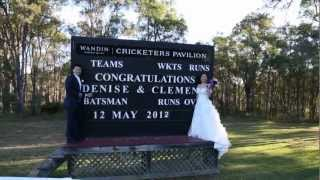 Clement & Denise - Lovedale Highlights - 12th May 2012