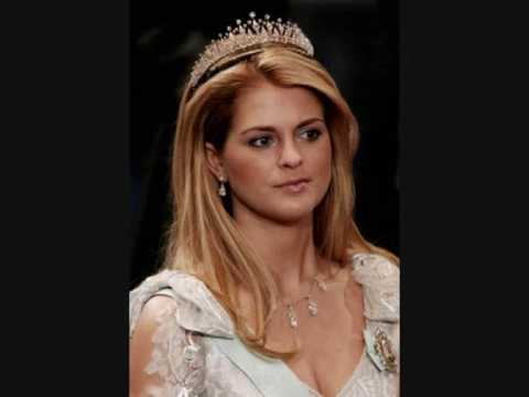 princess Madeleine of Sweden - With love from Kurdistan ! Ximxime` song