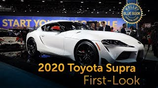 2020 Toyota Supra - First Look