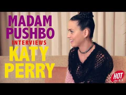 Funny Indian Lady Interviews Katy Perry! video