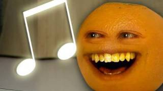 Annoying Orange - Orange Gets Autotuned