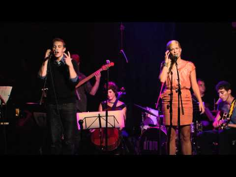 MATTHEW FARCHER and KATHRYN BOSWELL singing BREAKING UP by PETE MILLS