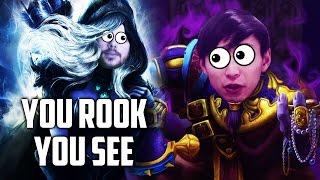 WHEN YOU ROOK, YOU SEE ◄ SingSing Moments Dota 2 Stream