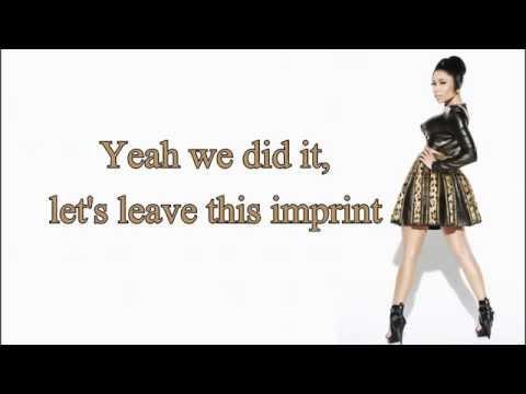 All things go lyrics - Nicki Minaj