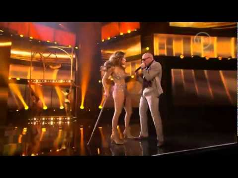 Jennifer Lopez  (feat Pitbull)  2011 American Music Awards Music Videos