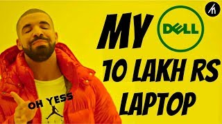My 10 Lakhs Rs GAMING LAPTOP  ( MOST EXPENSIVE LAPTOP EVER )