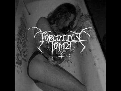 Forgotten Tomb - Entombed By Winter