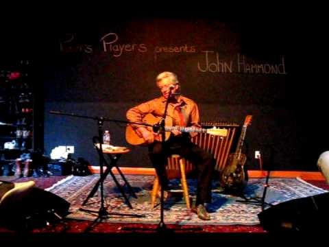 John Hammond Live at Peter's Place - Just Your Fool