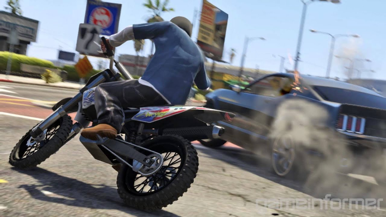 Bikes In Gta 5 GTA V Vehicles Cars Bikes
