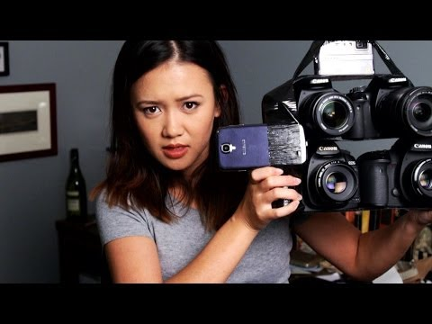 How To Handle Taking Photos Of Friends
