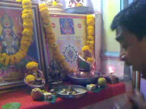 Shree Yantra pooja