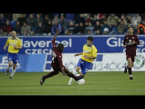 Pohár UEFA 2003/4: Teplice - Kaiserslautern (sezóna 2003/2004)