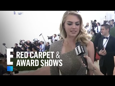 Kate Upton Breaks Big Engagement News at Met Gala 2016!   E! Live from the Red Carpet