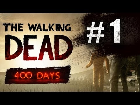 The Walking Dead 400 Days DLC Gameplay Walkthrough Part 1 - Russell