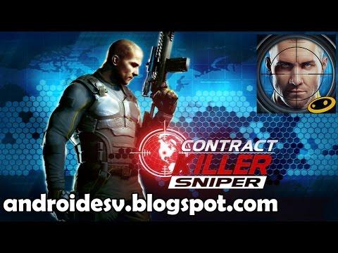 Contract Killer: Sniper Para Android !!! Nuevo Juego !!! [Descarga Gratis]