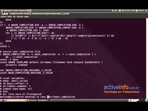 curso linux 02 comandos basicos