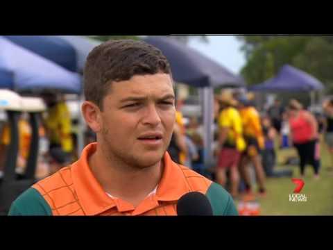 7 Local News Toowoomba - Sport 4/02/16