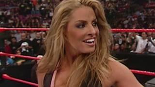 WWE Alumni: Trish Stratus says farewell to the WWE Universe