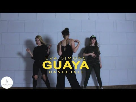 Dance Intensive 17| Eva Simons - Guaya dancehall by Shanti | VELVET YOUNG DANCE CENTRE