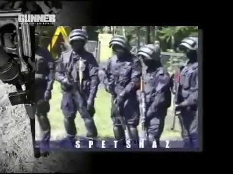 RUSSIAN Special Forces-Spetsnaz(in action)
