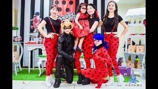 Lady bug Show infantil - Lima Perú