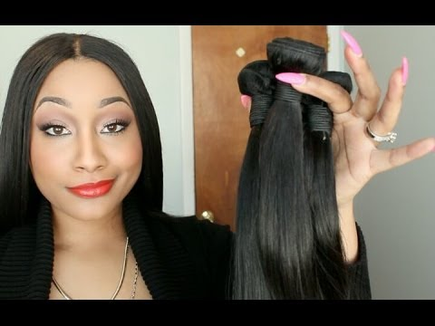 Closer Look   Her Hair Company Brazilian Straight