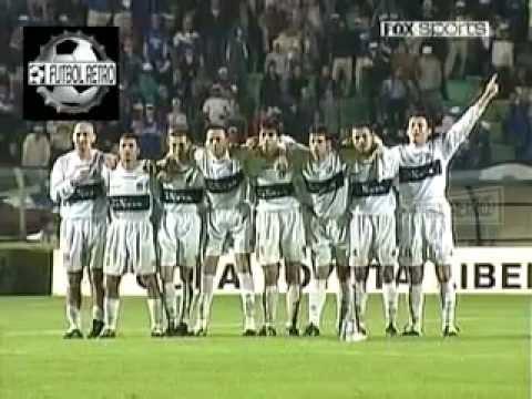 Sao Caetano vs Olimpia Copa Libertadores 2002 OLIMPIA Campeon FUTBOL RETRO TV