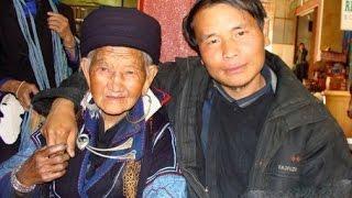 Kỳ lạ Chuyện tình cụ bà 80 tuổi và chàng trai trẻ 36 tuổi xôn xao tây bắc