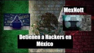 Detienen a Hackers en México
