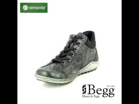 Remonte Zigzip 85 Tex R1483-46 ankle boots