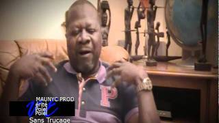 César NGADI : Papa WEMBA s'adresse aux Combattants