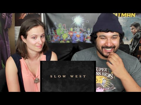 SLOW WEST OFFICIAL TRAILER #1 REACTION & REVIEW!!!