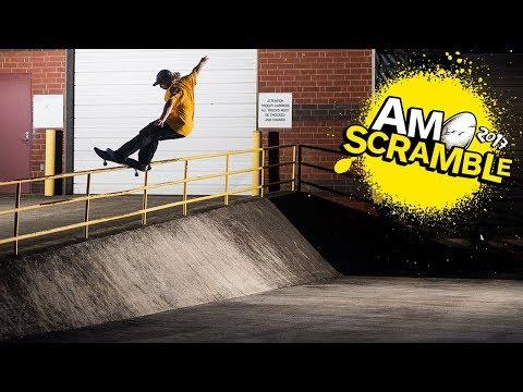 """Rough Cut: Jamie Foy's """"Am Scramble"""" Footage"""