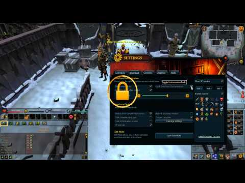 Runescape 3: New Interface System Basic Guide