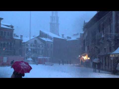 Neve a Santa Margherita