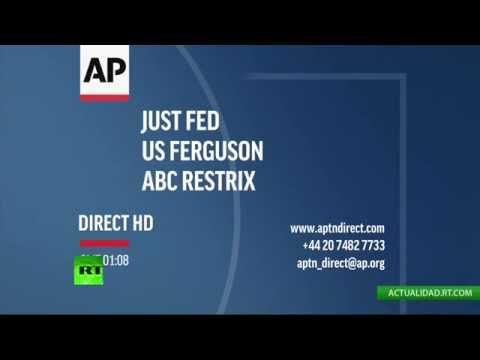 """EN VIVO: El día después en Ferguson tras un """"injusto"""" veredicto"""