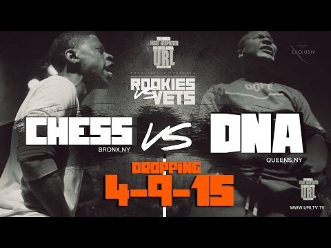 DNA VS CHESS RELEASE TRAILER