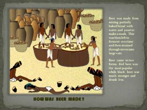 Food and drink in ancient egypt slide show youtube for Ancient egypt cuisine
