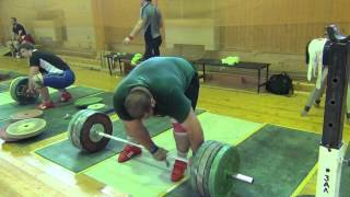 Russian Weightlifters  (24.07.2013)