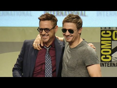Avengers 2 Age of Ultron Comic Con 2014 Panel