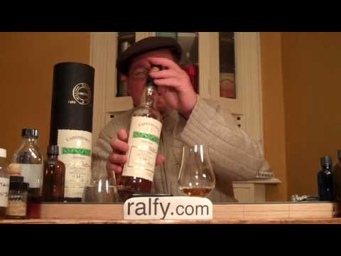 whisky review 143 - Mortlach 14yo from Cadenheads