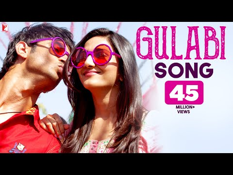 Gulabi - Full song - Shuddh Desi Romance - Sushant Singh Rajput...