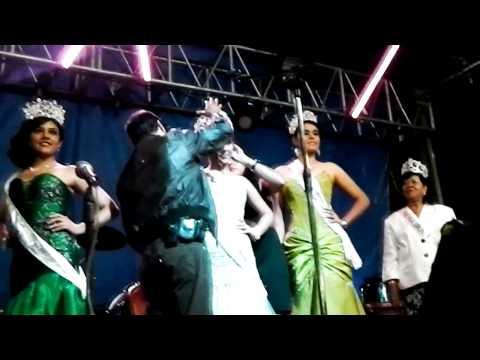 Coronan a la Señorita Zacoalco 2014