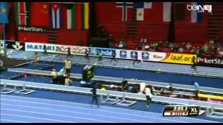 XL-Galan Stockholm, SWEDEN 06.02.2014 world record Dibaba
