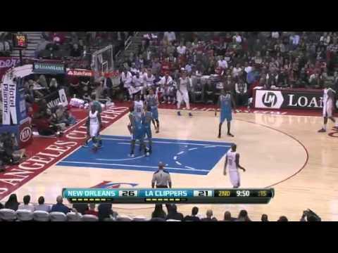 Bledsoe KNIFES the Lane | New Orleans Hornets Vs LA Clippers | 11/26/2012 | NBA Season 2012/13