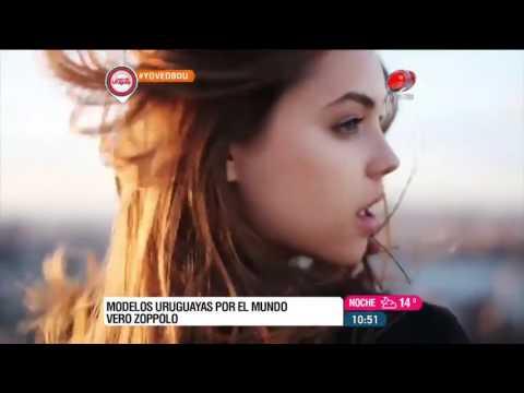 Buen día Uruguay - Modelos uruguayas por el mundo 12 de Agosto de 2016