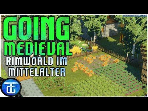 Going Medieval Deutsch 🔵 Steam Beta Angespielt