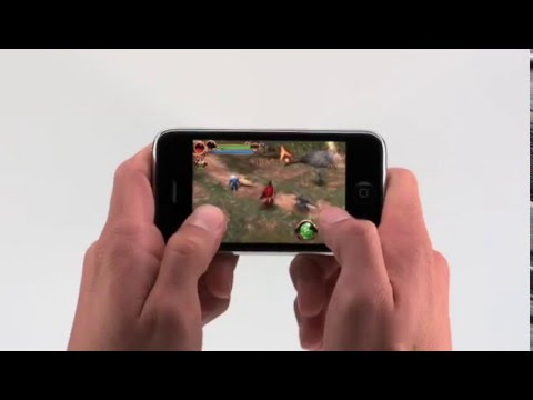 Apple iPhone 3GS Guided Tour and features